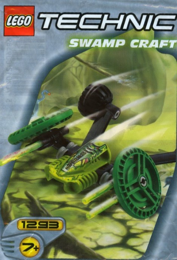 1293 - Swamp Craft