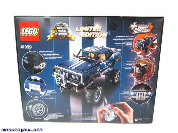 41999 - 4 x 4 Crawler Exclusive Edition
