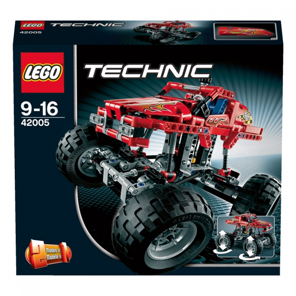 42005 - Monster Truck