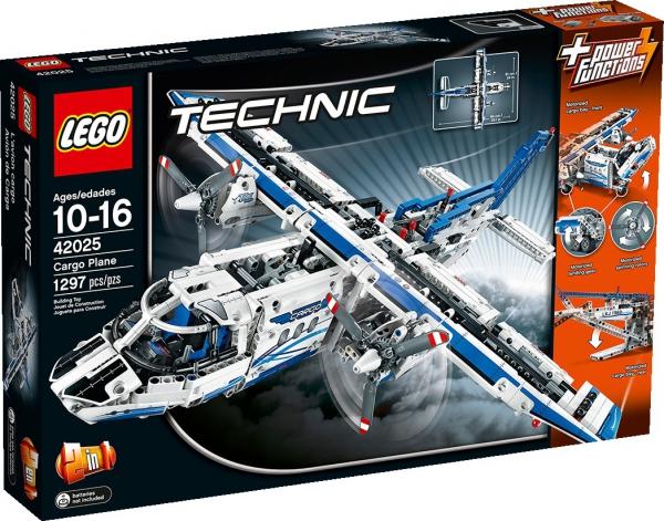 42025 - Cargo Plane