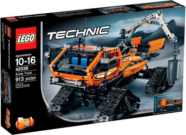 42038 - Arctic Truck