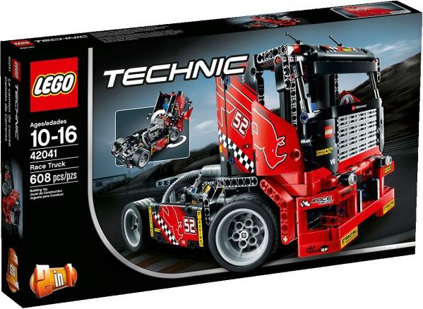 42041 - Race Truck