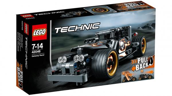 42046 - Getaway Racer