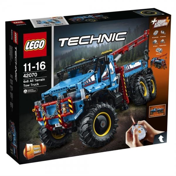42070 - 6x6 All Terrain Tow Truck