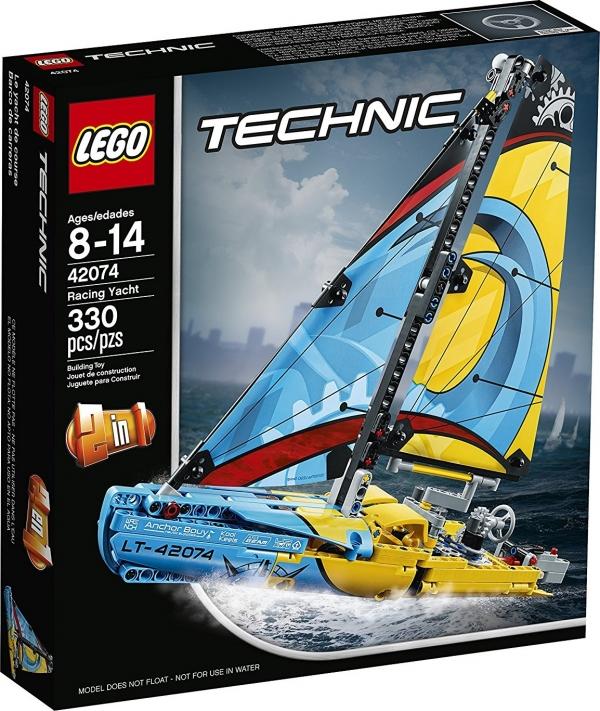 42074 - Racing Yacht