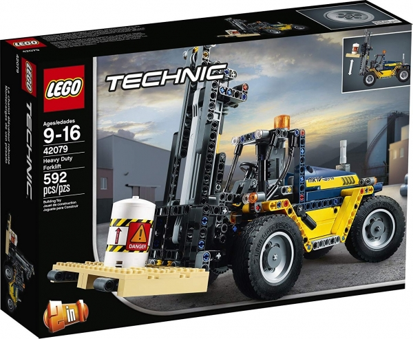 42079 - Heavy Duty Forklift