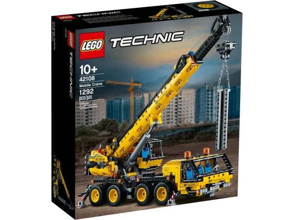 42108 - Mobile Crane