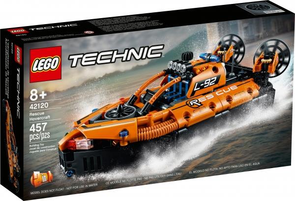 42120 - Rescue Hovercraft