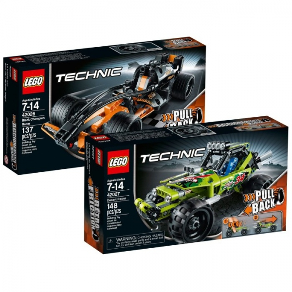 5004193 - Technic Collection (42026, 42027)
