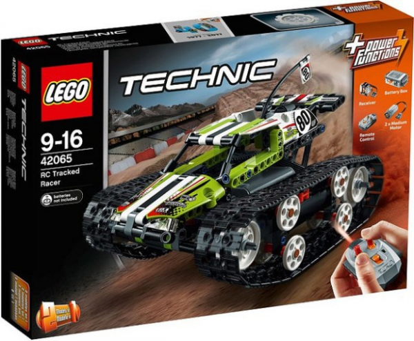 42065 - RC Tracked Racer