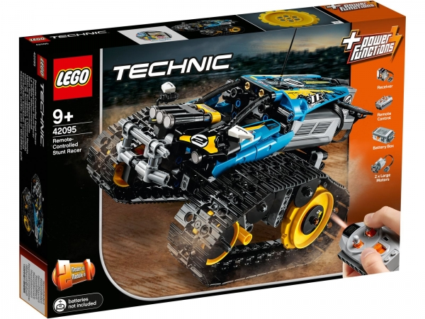 42095 - Remote-Controlled Stunt Racer