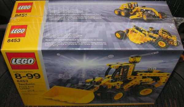65340 - Dumper and Front End Loader Co-Pack