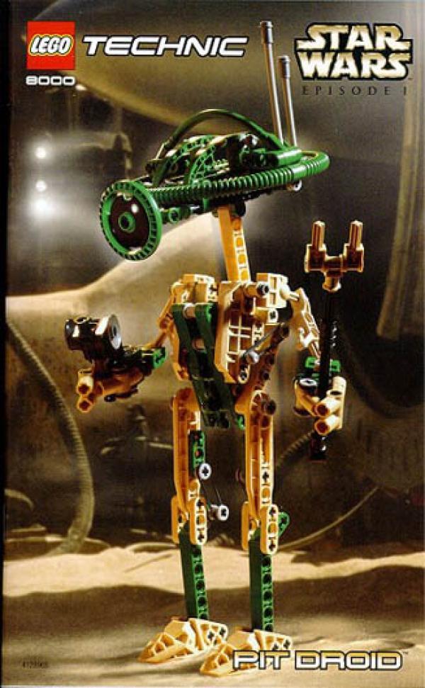8000 - Pit Droid