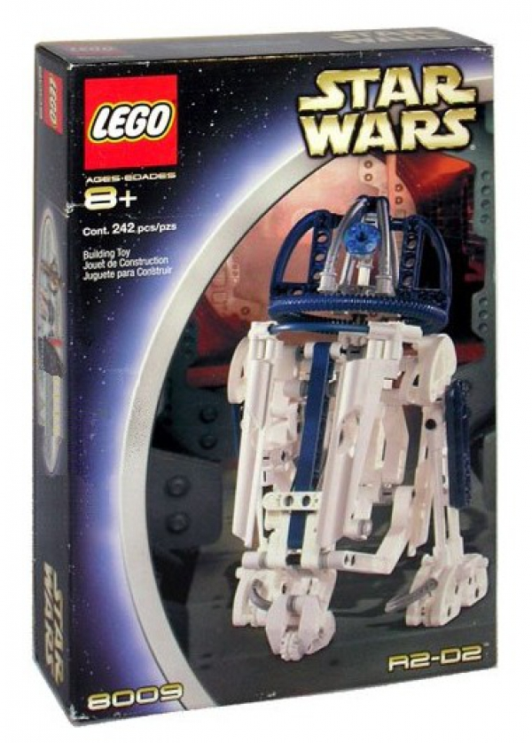 8009 - R2-D2