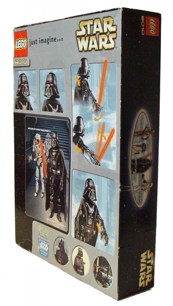 8010 - Darth Vader