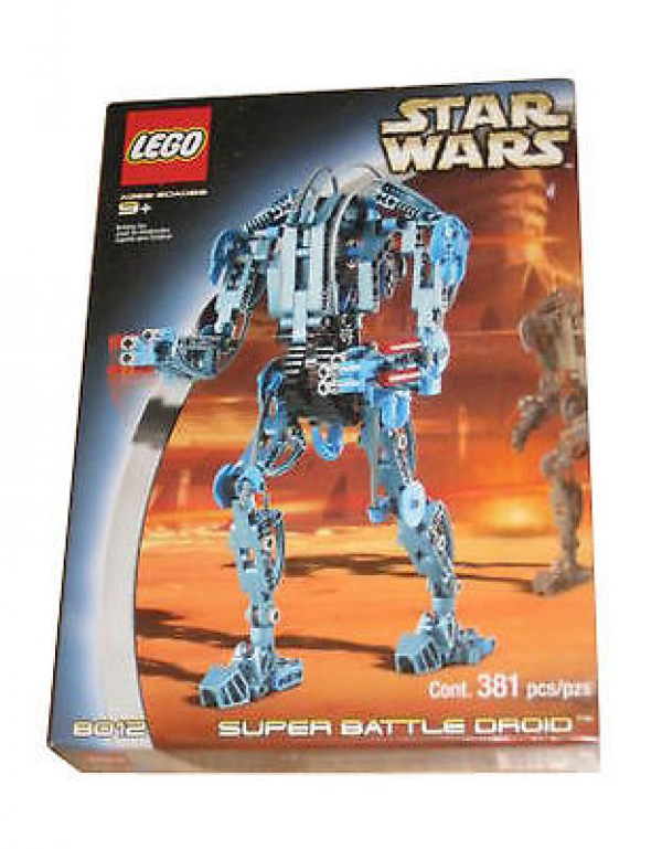 8012 - Super Battle Droid