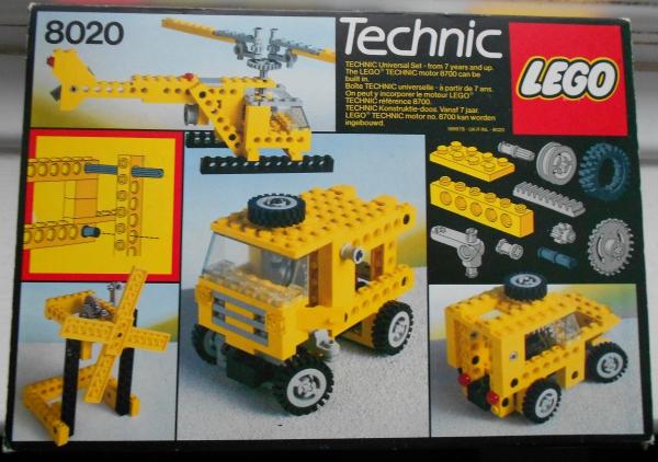 8020 - Building Set