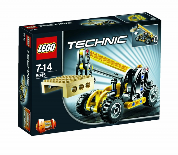 8045 - Mini Telehandler