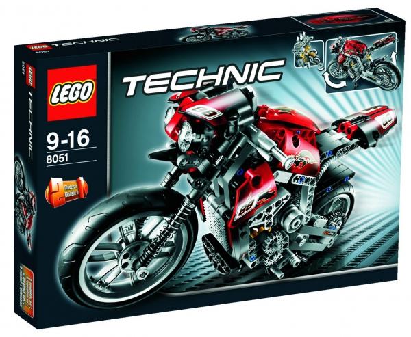 8051 - Motorbike