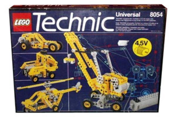 8054 - Universal Motor Set