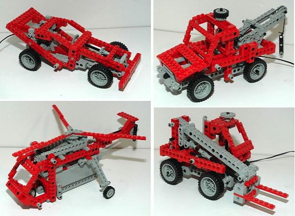 8064 - Universal Motor Set 9V