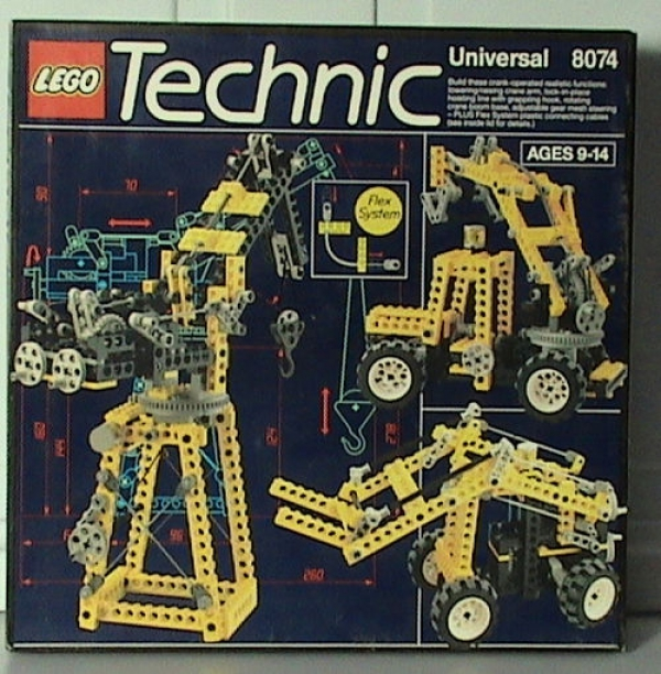 8074 - Universal Set with Flex System