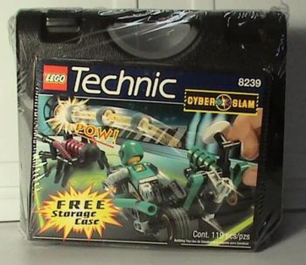 8239 - Cyber Slam Spider