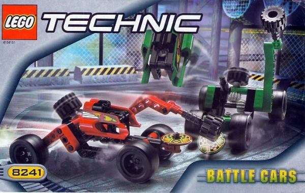 8241 - Battle Cars