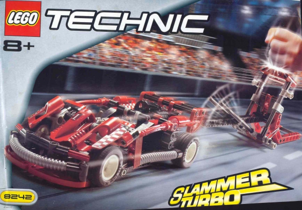 8242 - Slammer Turbo