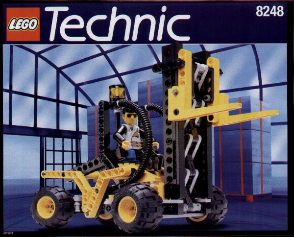 8248 - Forklift