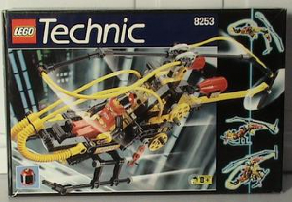 8253 - Fire Helicopter