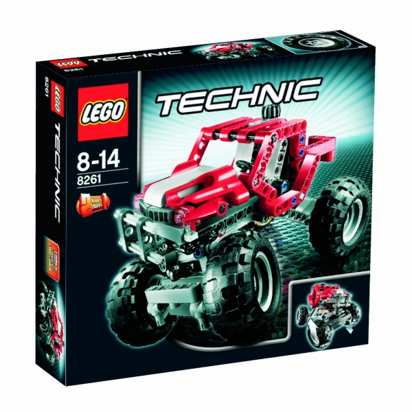 8261 - Rally Truck