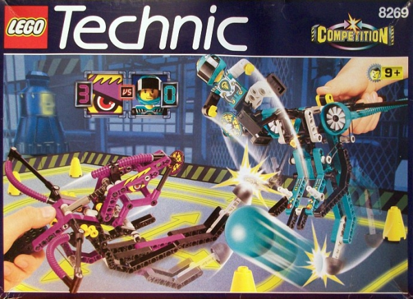 8269 - Cyber Stinger