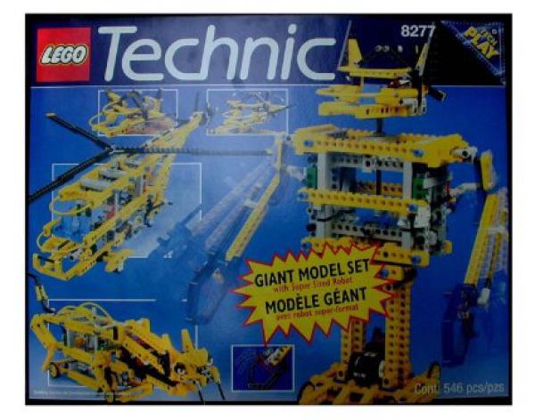 8277 - Giant Model Set