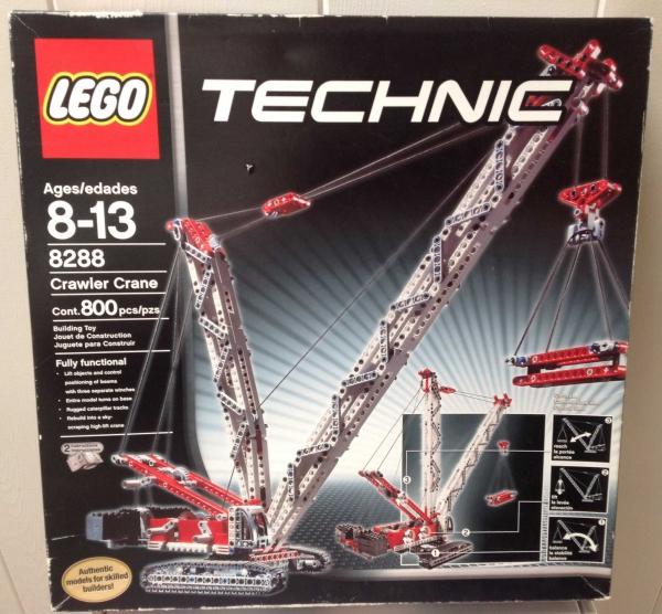 8288 - Crawler Crane