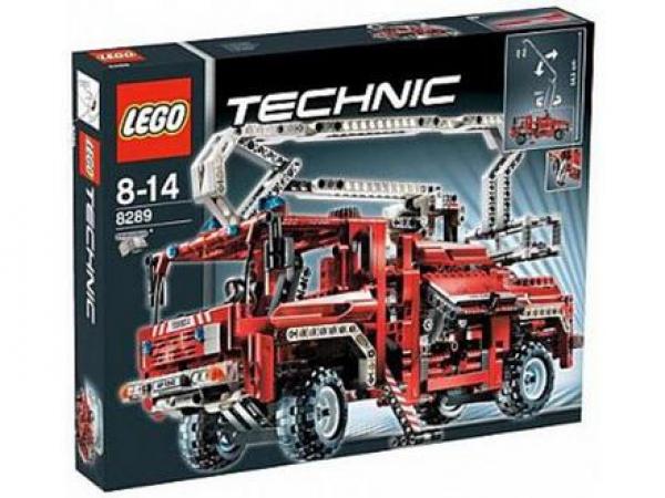 8289 - Fire Truck