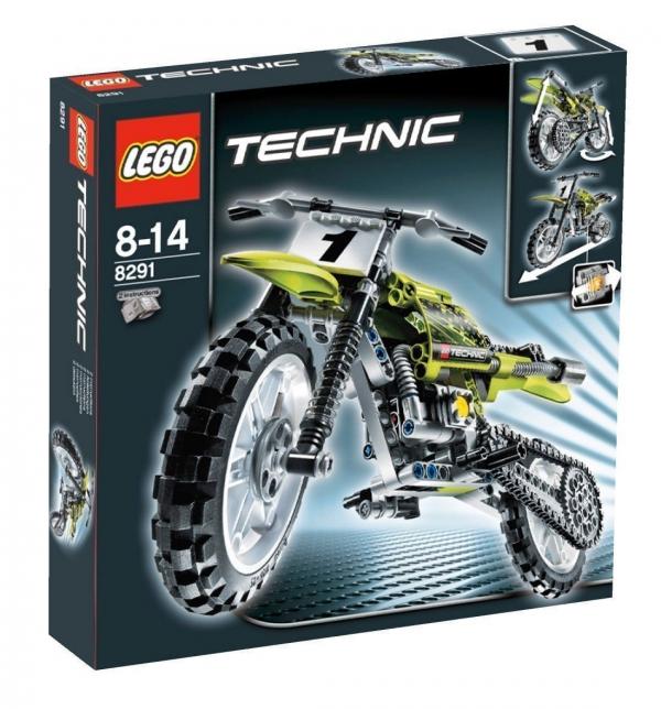 8291 - Dirt Bike