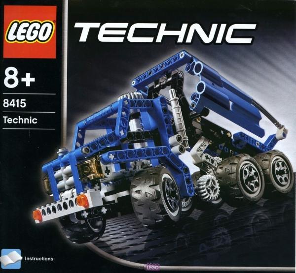 8415 - Dump Truck