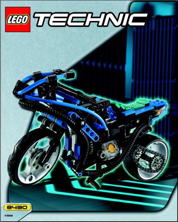 8430 - Motorbike