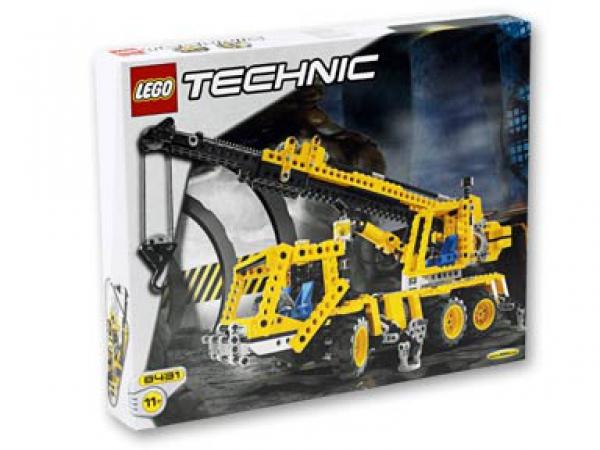 8431 - Pneumatic Crane Truck