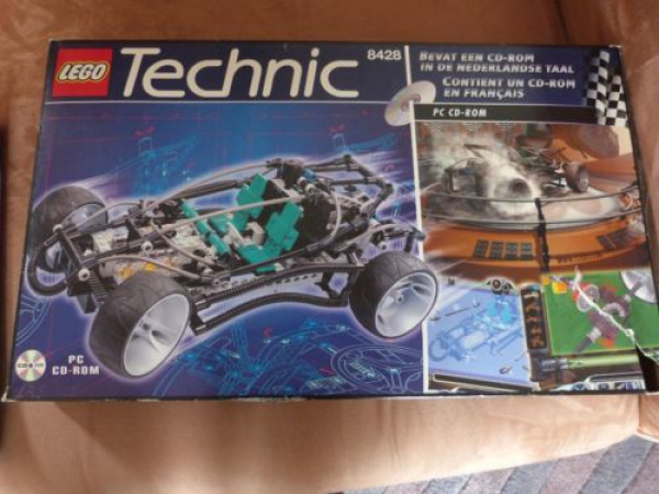 8432 - Supersonic Car