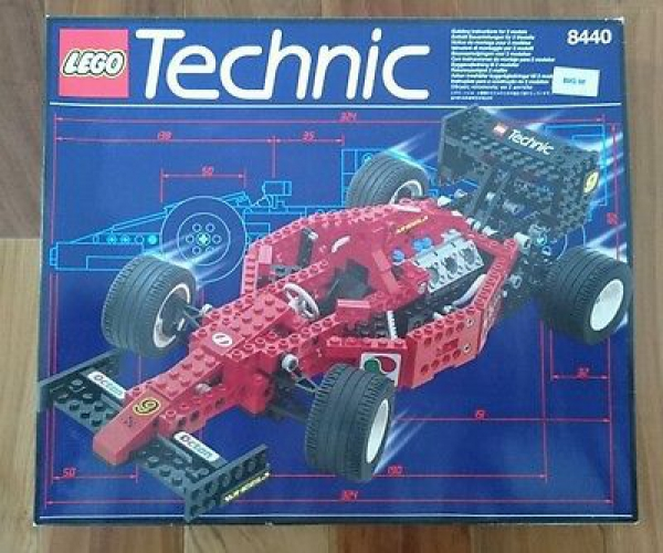 8440 - Formula Flash