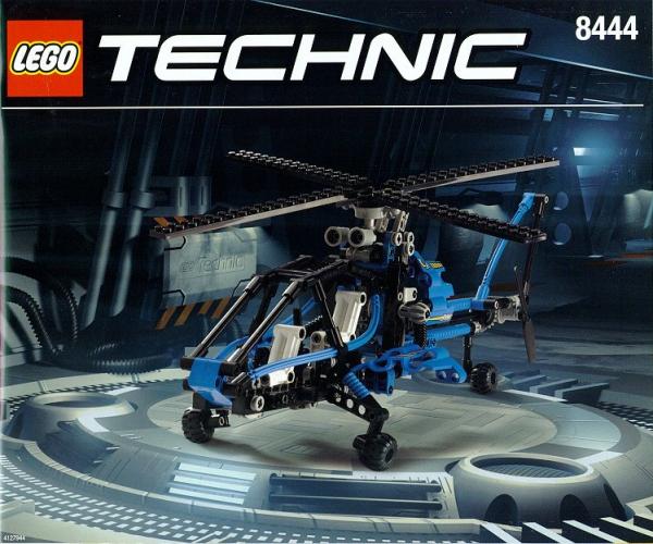 8444 - Jet Wasp