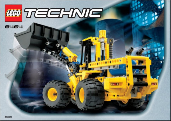 8464 - Pneumatic Front End Loader