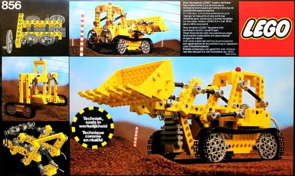 856 - Bulldozer
