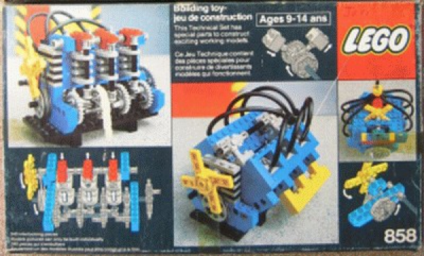 858 - Auto Engines