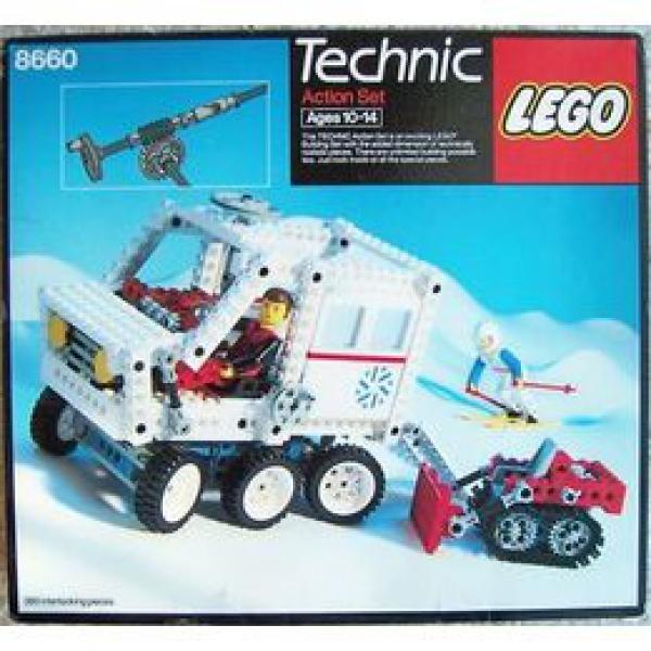 8660 - Arctic Rescue Unit