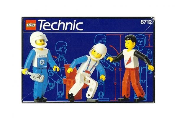 8712 - Technic Figures