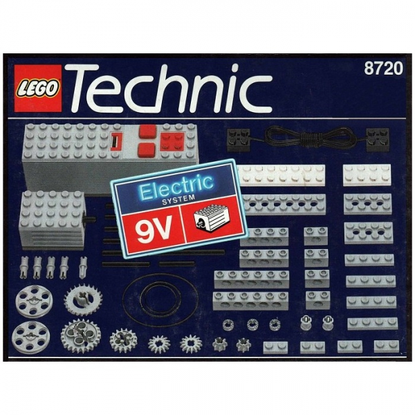 8720 - Motor Set 9 V