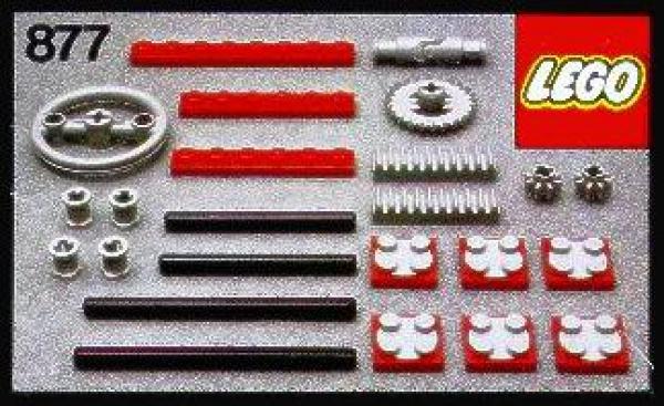 877 - Steering Gear Parts